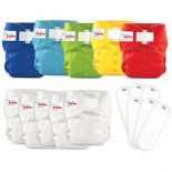 ones & twos reusable nappies
